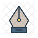 Pen Nib Edit Icon