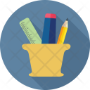 Pen Pencil Box Icon