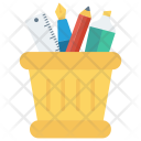Penbox Pencil Holder Icon