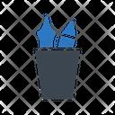 Pen Jar Icon
