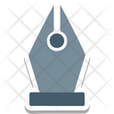 Pen Nib Pen Tip Pen Tool Icon
