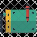 Pen Tab Icon