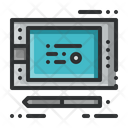 Device Pen Tablet Icon