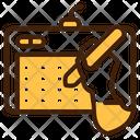 Pen Tablet Tablet Illustration Icon