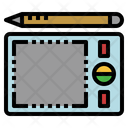 Pen Tablet Drawing Hardware Icon