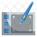 Pen Tablet Icon