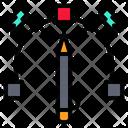 Vector Pen Association Icon