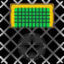 Penalty Football Soccer Icon