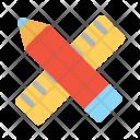 Pencil Tool Graphic Icon