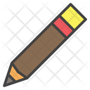 Pencil Write Stationary Icon