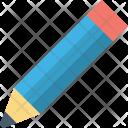 Pencil Crayon Draw Icon