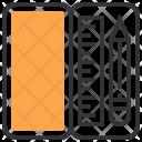 Pencil Ruler Design Icon