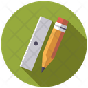 Pencil Scale Pen Icon