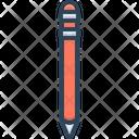 Pencil Graphite Education Icon