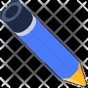 Lead Pencil Pencil Stationery Icon