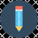 Pencil Lead Stationery Icon