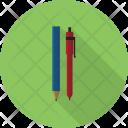 Pencil Pen Tools Icon