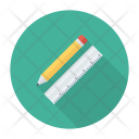 Pencil Geometrybox Design Icon