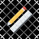 Pencil Geometrybox Design Icon