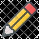 Pencil Draw Tool Icon