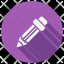 Pencil Writing Color Icon