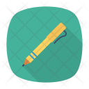 Pencil Notes Stationery Icon
