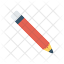 Pencil Writing Notes Icon