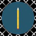 Pencil School Student Icon