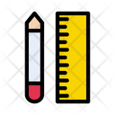 Edit Design Ruler Icon
