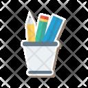 Pencilbox Pencilcase Tool Icon