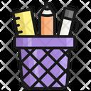 Pencil Bucket Icon
