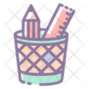 Pencil Case Pencil Case Icon