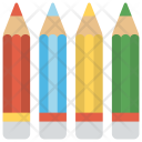 Pencil Colors Icon