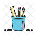 Pencil Pen Office Icon