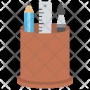 Pencil Holder Case Icon