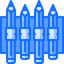Holder Pencil Hobby Icon