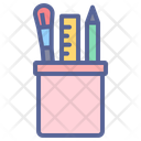 Painting Pencil Education Icon
