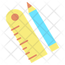Pencil Scale Icon