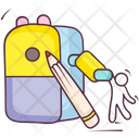Pencil Sharpener Icon