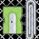 Pencil Sharpener Clip Icon