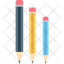 Color Pencil Color Fill With Pencil Icon