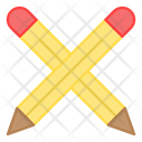 Stationery Geometry Tools Pencils Icon