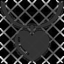 Pendant Hiphop Necklace Icon
