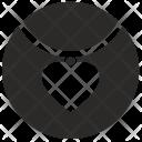 Pendant Heart Jewelry Icon