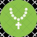 Pendant Cross Holy Icon