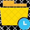 Pending Folder Computer Icon