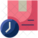 Pending Box Logistics Icon