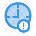 Pending Deadline Schedule Icon