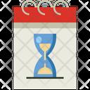 Pending Calendar Icon