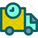 Pending Delivery Time Icon